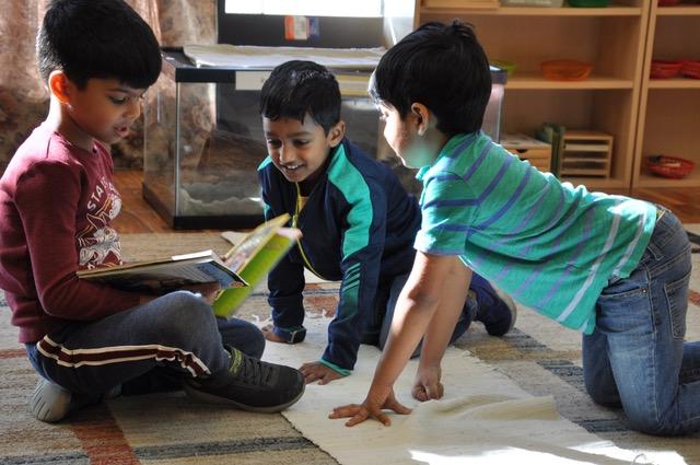 Centennial Montessori School Culture